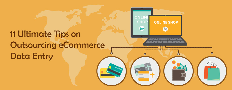 Outsourcing eCommerce Data Entry