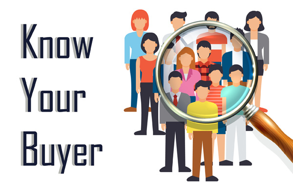 know your buyers