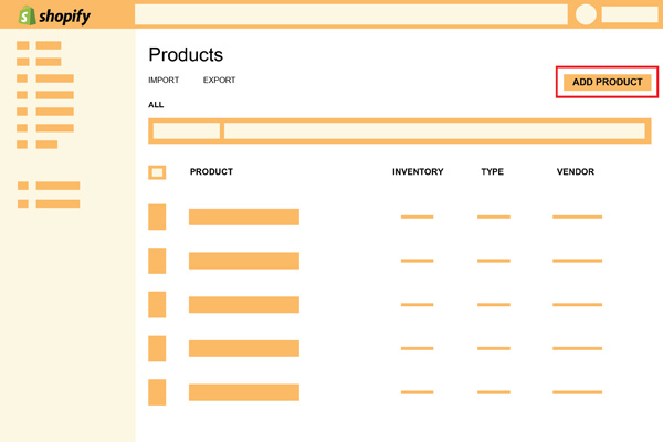 Shopify Product Upload or Shopify Data Entry