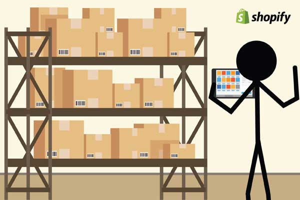 Shopify Inventory Management come in Shopify Data Entry