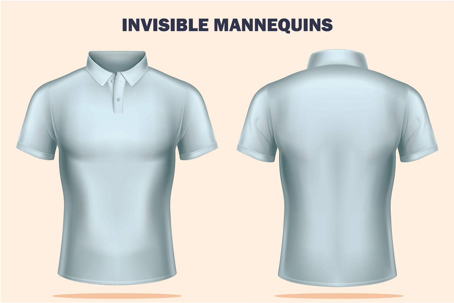 Invisible-mannequins