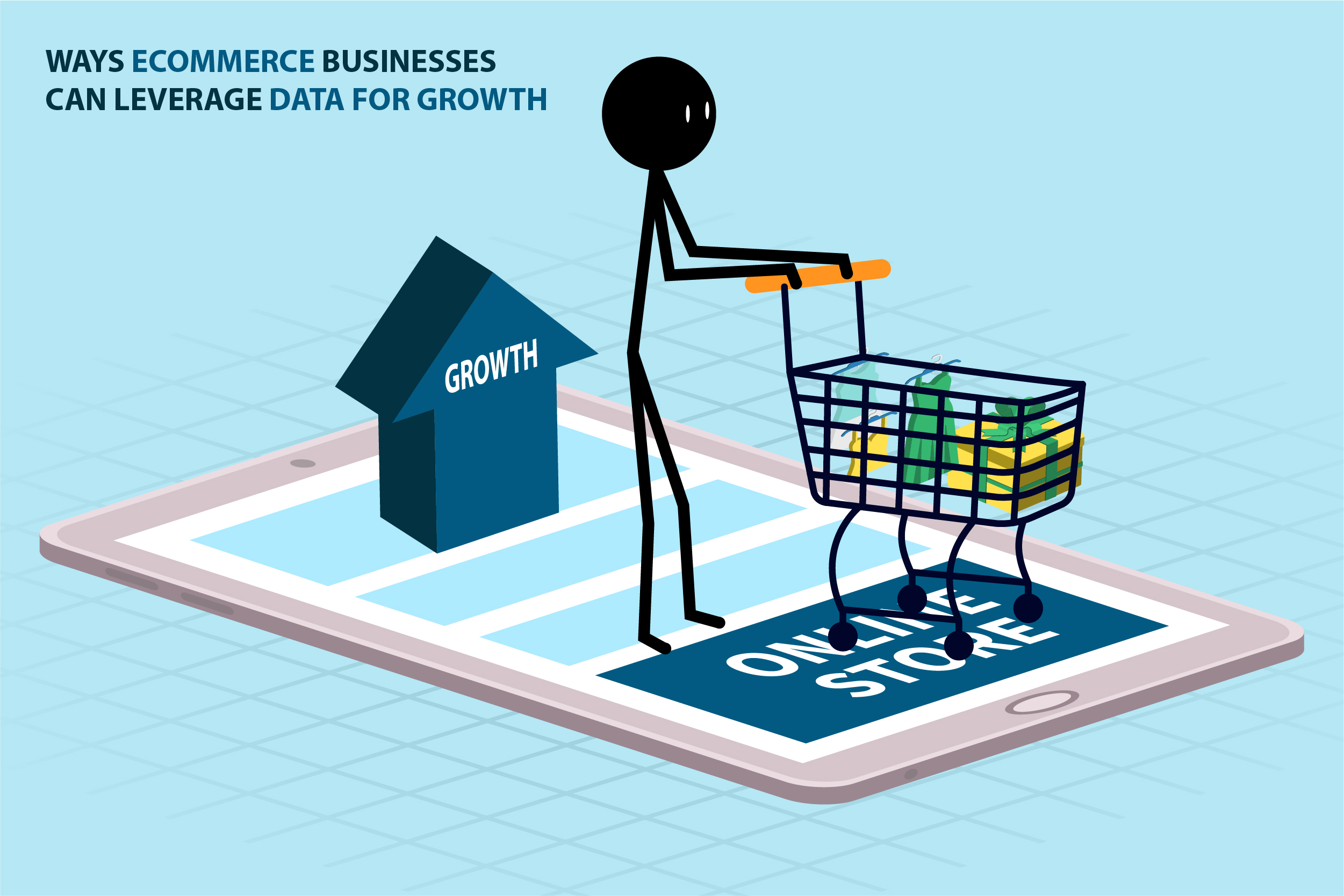 Ways Ecommerce Businesses can Leverage Data for Growth